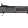 """MOSSBERG, 590A1 SPECIAL PURPOSE, PUMP ACTION, 12 GAUGE, 20"""" HEAVY WALL BARREL, 8+1 ROUND, WALNUT STOCK - MILLER ARMORY"""
