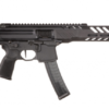 """Buy Sig Sauer MPX, Competition, Semi-automatic, 9MM, Rifle 16"""" Barrel, Black Finish, Folding Telescopic, Collapsible Stock, AL MLOK HG, 1 Mag, 30Rd RMPX-16B-9 - Miller Armory"""