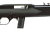 """MOSSBERG 702 SEMI-AUTOMATIC 22 LONG RIFLE 18"""" SYNTHETIC BLUE BARREL - MILLER ARMORY"""