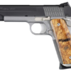 """Buy Sig Sauer 1911 STX 1911 Traditional 45 ACP 5"""" 8+1 Burled Maple Grip 2Tone - Miller Armory"""