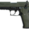 """Buy Sig Sauer Mosquito 22 LR 3.9"""" 10+1 OD Green Synthetic - Miller Armory"""