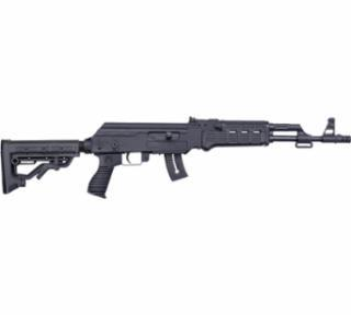 1MOSSBERG BLAZE-47 RIMFIRE .22CAL FIXED, BLACK SYNTHETIC STOCK 11RD – MILLER ARMORY