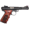 """Buy Ruger MKIII Deluxe Special Edition, 4.5"""" W/Rosewood Grips, Fluted Barrel and More - Miller Armory"""