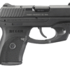 """Buy Ruger 3231 LC380 Standard 380 ACP 3.12"""" 7+1 Black Checkered Grip Blued - Miller Armory"""