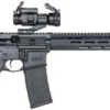 MOSSBERG, MODEL MMR WITH VORTEX STRIKEFIRE II 30MM SCOPE 5.56MM (.223 WINCHESTER) 16 INCH BARREL WITH A2 FLASH SUPPRESSOR 6 POSITION STOCK WITH MAGPUL MOE GRIP/TRIGGER GUARD 30 PHOSPHATE FINISH ROUNDS - MILLER ARMORY