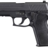 """Buy Sig Sauer, P229, Semi-automatic, Double Action, Compact, 9MM, 3.9"""", Alloy, Black, Plastic, 15Rd, E2, Decocker, Fixed Night Sights - Miller Armory"""