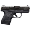 """MOSSBERG, MC1, SEMI-AUTOMATIC, STRIKER FIRED, SUB COMPACT, 9MM, 3.4"""", POLYMER, BLACK, 2 MAGS, 1:16, 1-6RD, 1-7RD, MANUAL SAFETY, 3 DOT SIGHT - MILLER ARMORY"""