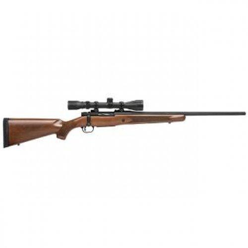 MOSSBBERG PATRIOT 6.5CREED 22 WOOD BLUE COMBO – MILLER ARMORY