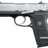 """Buy Ruger 13016 P Series P95 9mm 3.9"""" 10+1 w/Rail Blk Poly Grip & Frame/SS Slide - Miller Armory"""