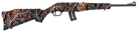 MOSSBERG BLAZE 22 SYNTHETIC WILDFIRE 11RD – MILLER ARMORY