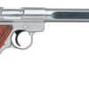 """Buy Ruger 10112 Mark III Competition 22LR 6.87"""" 10+1 Cocobolo w/Thumbrest Grip SS - Miller Armory"""