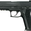 """Buy Sig Sauer, P226, Double Action, Full Size, 9MM, 4.4"""" Barrel, Alloy Frame, Blue Finish, E2 Plastic Grips, Fixed Night Sights, 15 Rounds, 2 Magazines, Decocker, Tac Rail - Miller Armory"""