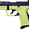 Buy Walther P22 Lime Greeen Carbon Fiber - Miller Armory