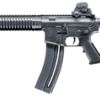 """Buy Walther, M4 OPS, Semi-automatic Rifle, 22LR, 16.2"""" Barrel, Black Finish, Collapsible Stock, Adjustable Sights, 30Rd - Miller Armory"""