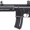 """Buy Walther 416 Semi-automatic Single Action Full Size 22LR 9"""" Polymer Black 20Rd Adjustable Sights 578-03-03 - Miller Armory"""