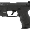 """Buy Walther P22 Laser 22 Long Rifle 3.4"""" 10+1 Black Grip Black Finish - Miller Armory"""