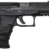 """Buy Walther PPQ 9mm 1st Edition, 4"""" Threaded Barrel, Night Sights, 2 Magazines, Deluxe Case - Miller Armory"""