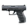 """Walther, PPQ M2, Striker Fired, Full Size, 9MM, 4"""" Barrel, Polymer Frame, Black Finish, Fixed Sights, 15 Round, 2 Magazines"""