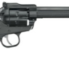 """Buy Ruger 10622 Single-Six Convertible 22LR/22Mag 6.5"""" 6rd w/AS Blk Rubber Grip Blue - Miller Armory"""