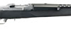 """Buy Ruger 5828 Mini-14 Target Semi-Automatic 223 Remington 22"""" Barrel, 5+1 Rounds, Hogue Overmolded Black Stock, Stainless Steel - Miller Armory"""