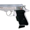 """Buy Walther VAH38011 PPK SA/DA 380 ACP 3.3"""" 7+1 Black Syn Grip Stainless - Miller Armory"""
