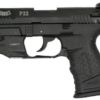 """Buy Walther WAN22010 P22 No Lock 22 LR 3.4"""" 10+1 Synthetic Grip Black Finish - Miller Armory"""