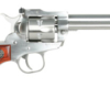 """Buy Ruger Single-Six Convertible 22LR/22Mag 5.5"""" 6 Round Rosewood Grip Stainless - Miller Armory"""